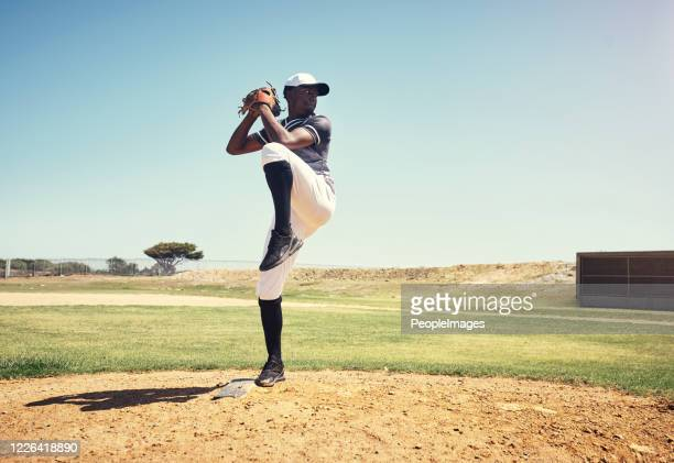 he's a rookie to watch - baseball pitcher stock pictures, royalty-free photos & images