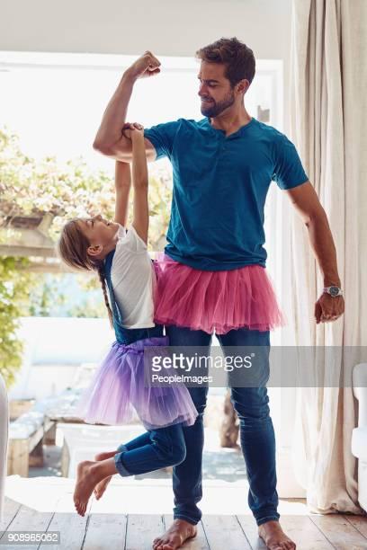 He's a Super Dad!