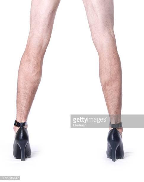Il a des jambes