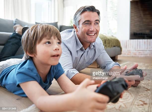 Él es realmente en este videojuegos
