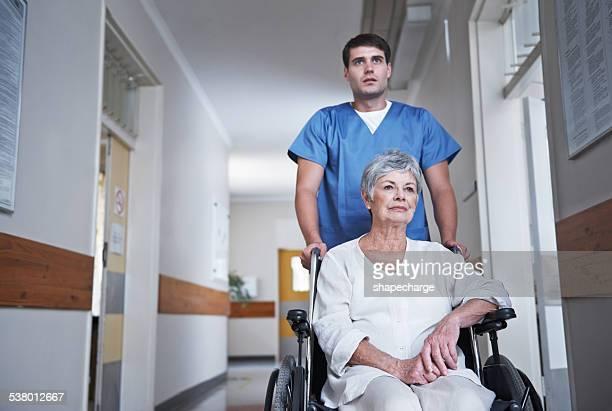 Nos en serio el cuidado de sus pacientes