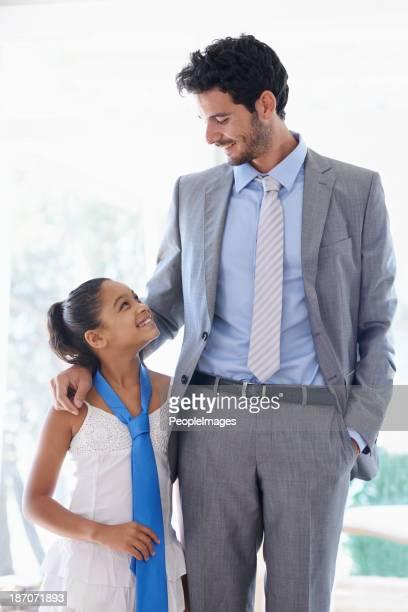 Il est le meilleur papa !