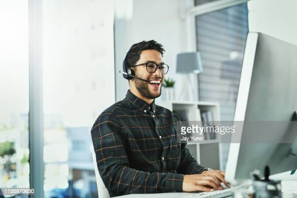 he's the guy with all the answers - it support stock pictures, royalty-free photos & images