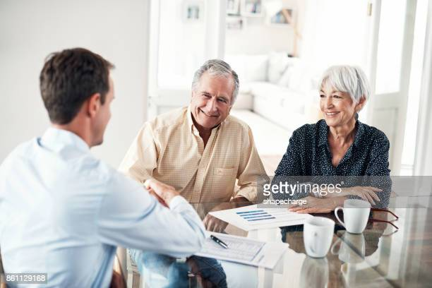 He's their most trusted financial advisor
