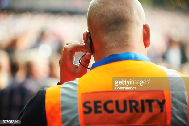he's there for your protection - security stock pictures, royalty-free photos & images