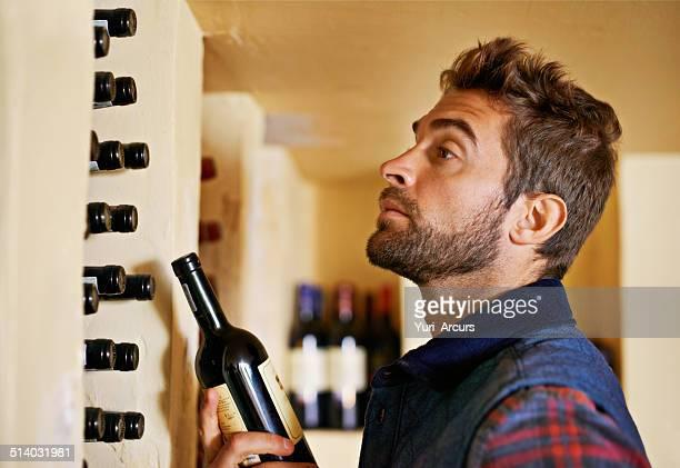 He's your wine guy