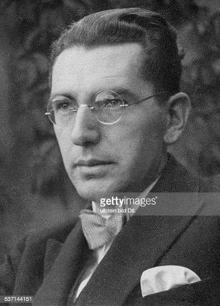Hesse Otto Ernst Schriftsteller D 1930