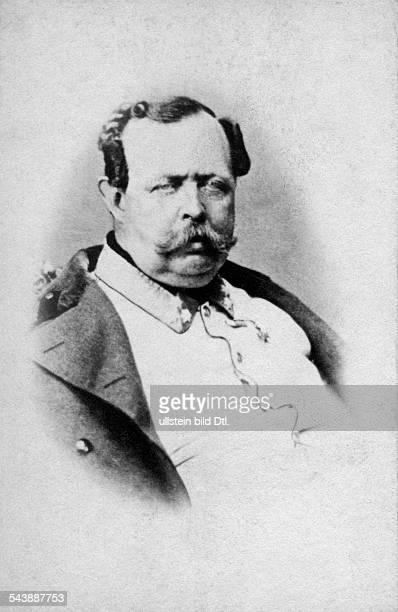 HesseDarmstadt Ludwig III of Germany*0906180613061877 Grand Duke of Hesse undated Photographer BJHirsch Vintage property of ullstein bild