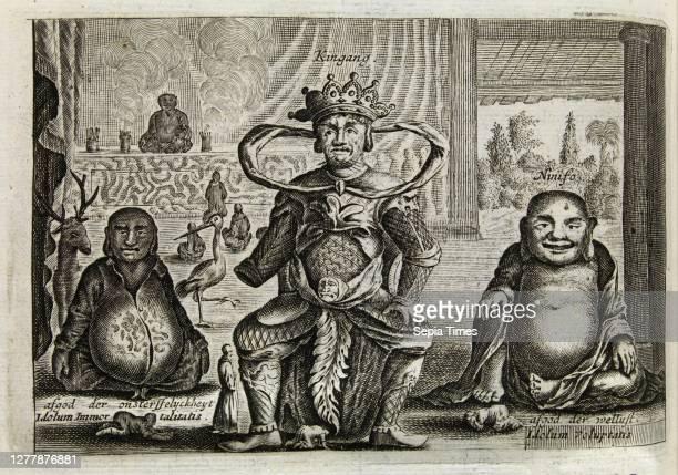Het gezandtschap der Neêrlandtsche Oost-Indische Compagnie, aan den grooten Tartarischen Cham, den tegenwoordigen keizer van China: waar in de...