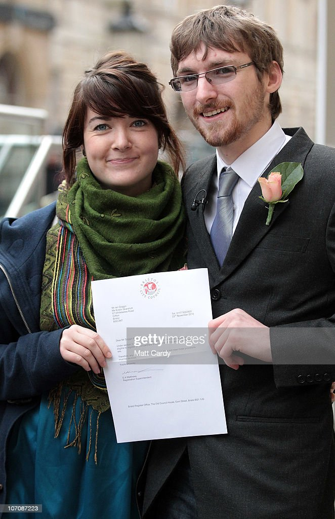 Heterosexual couple challenge civil partnerships ban