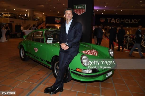 43 Heuer Hosts Patrick Dempsey In Monaco Pictures Photos Images