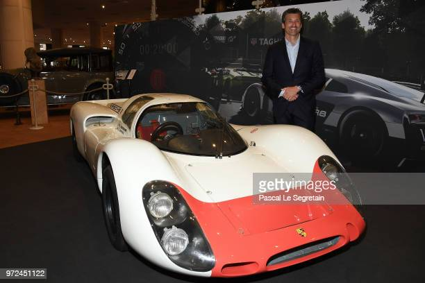 43 Heuer Hosts Patrick Dempsey In Monaco Pictures Photos Images