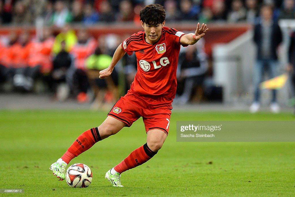 Bayer 04 Leverkusen v 1. FSV Mainz 05 - Bundesliga : News Photo