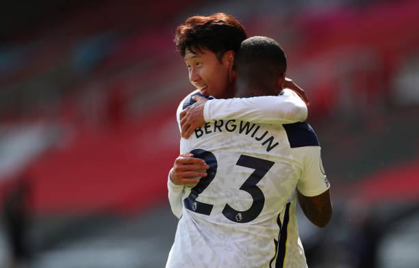 GBR: Southampton v Tottenham Hotspur - Premier League