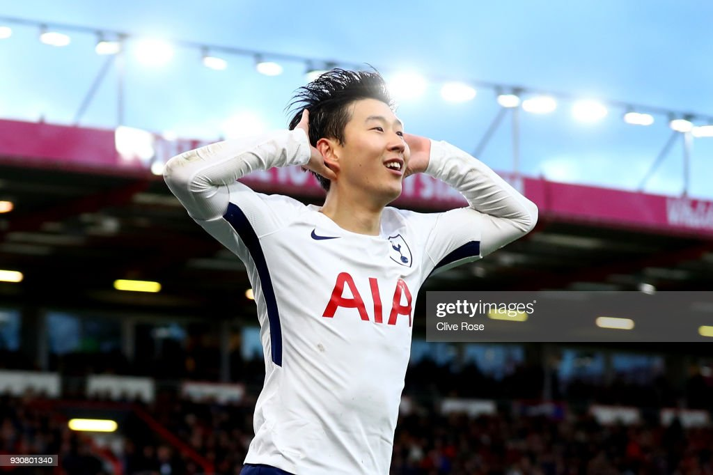 AFC Bournemouth v Tottenham Hotspur - Premier League : News Photo