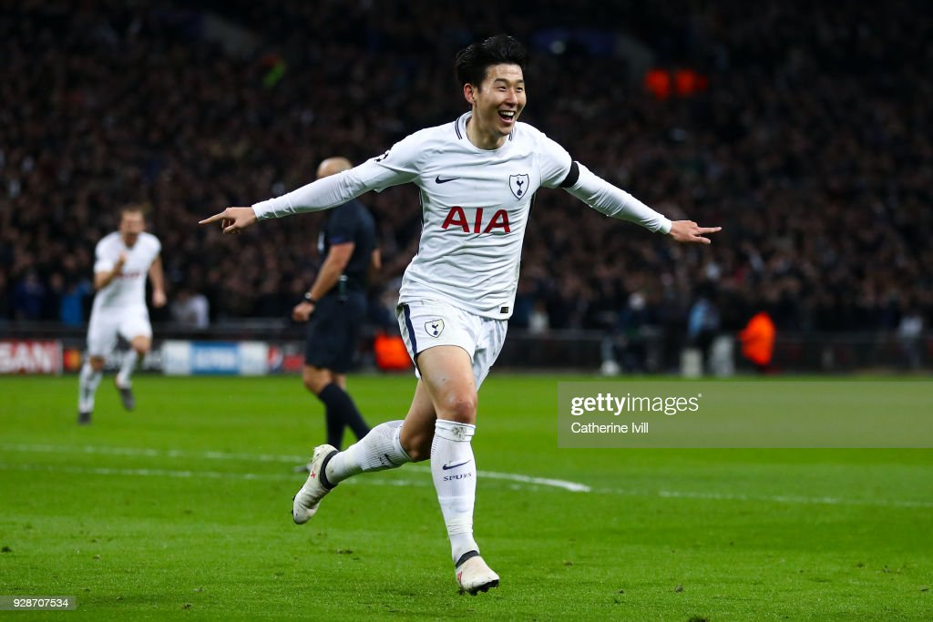 Tottenham Hotspur v Juventus - UEFA Champions League Round of 16: Second Leg : Fotografía de noticias