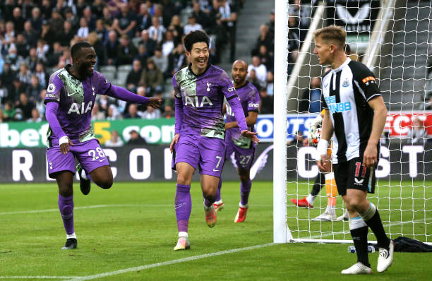 GBR: Newcastle United v Tottenham Hotspur - Premier League