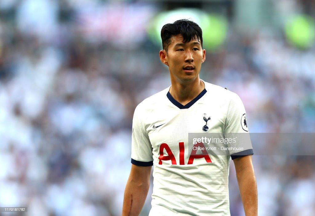 Tottenham Hotspur v Newcastle United - Premier League : Nachrichtenfoto