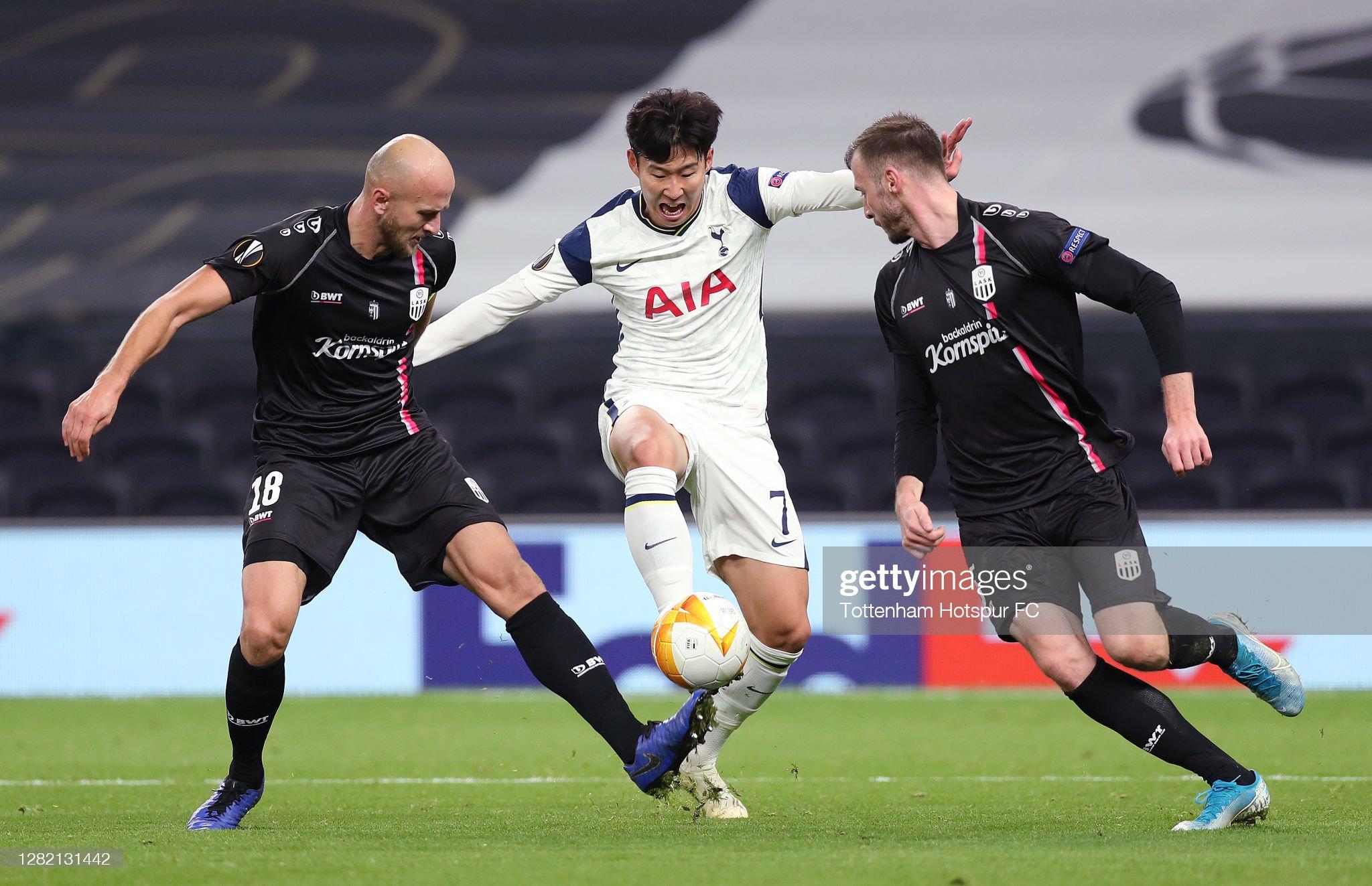 LASK vs Tottenham Preview, prediction and odds