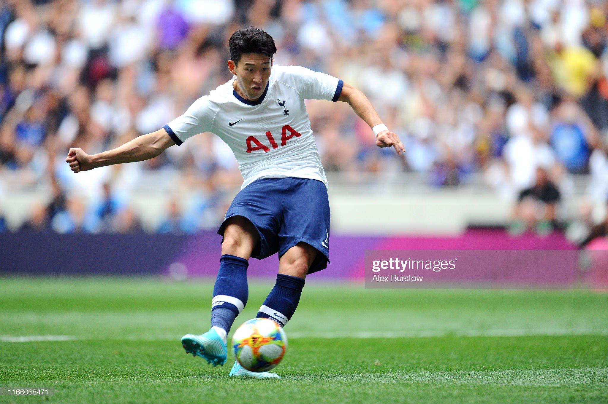 Tottenham Hotspur v FC Internazionale - 2019 International Champions Cup : News Photo