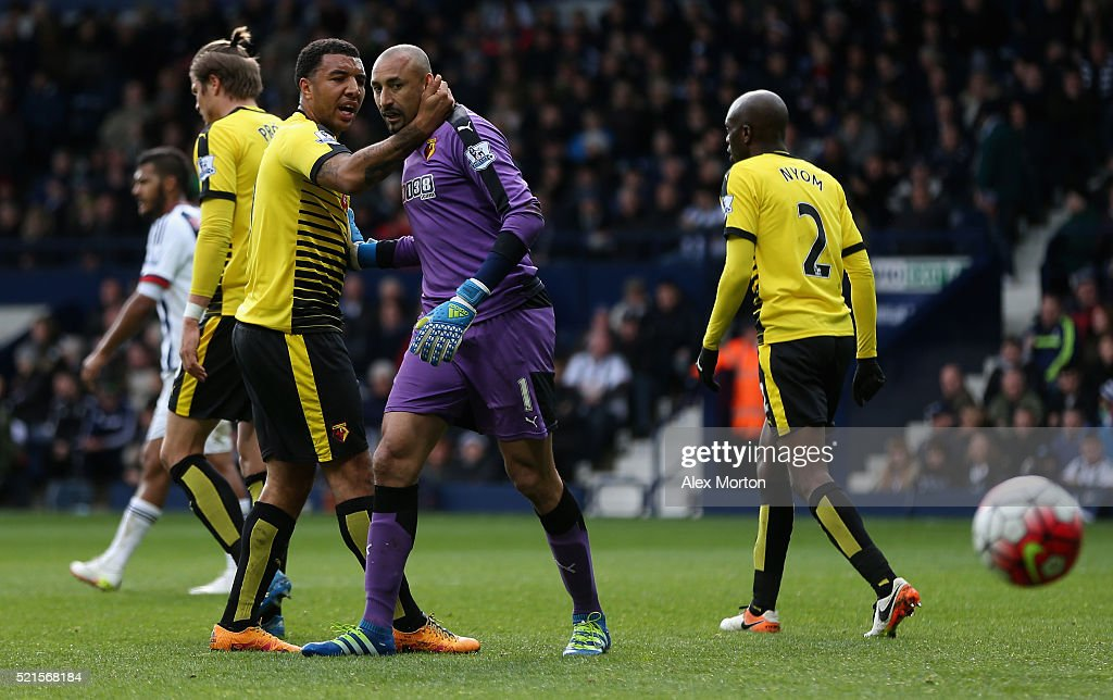West Bromwich Albion v Watford - Premier League : News Photo