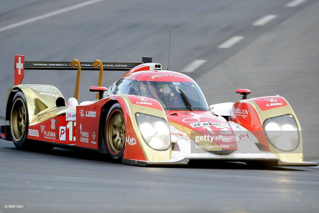 MOTORSPORT: JUN 11 - 24 Hours of Le Mans : News Photo