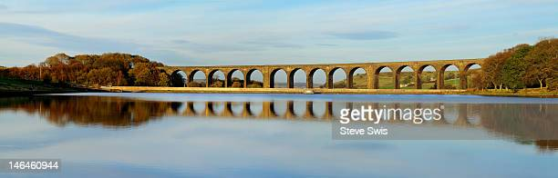 Hewenden viaduct and reservoir, Bradford