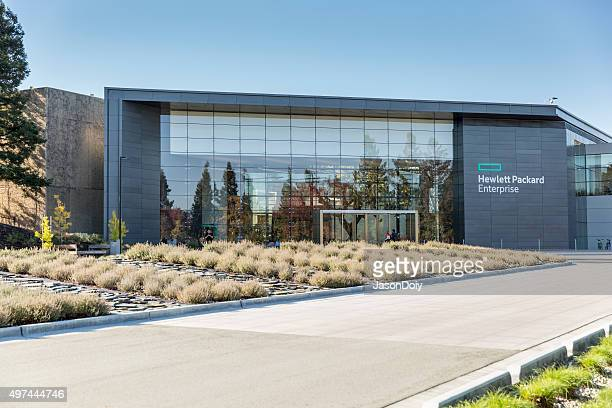 hewlett-packard enterprise - palo alto stock pictures, royalty-free photos & images