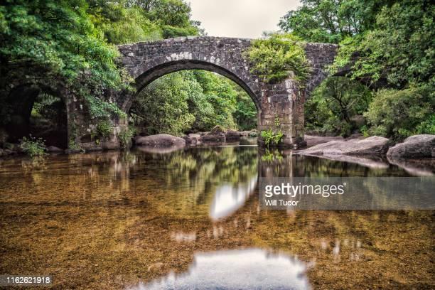 ヘックスワージー橋 - イングランド南西部 ストックフォトと画像