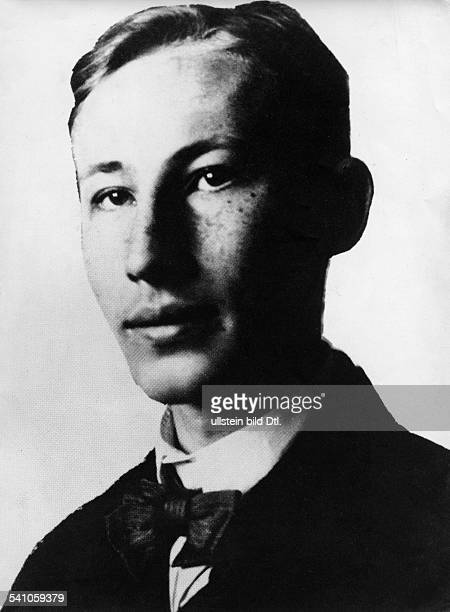 Heydrich Reinhard *Politiker NSDAP D als Seekadett Anfang der zwanziger Jahre