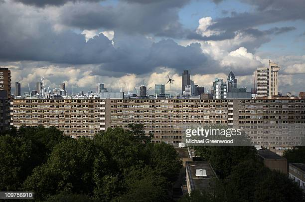 Heygate and the City