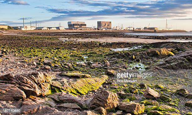 CONTENT] Heysham nuclear power station viewed from the shore at Half Moon BayHeysham
