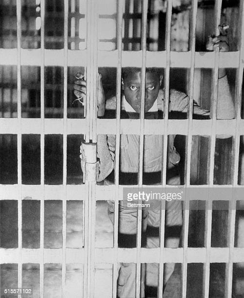 Heywood Patterson, the thrice convicted member of the group of Negroes who are defendants in the south's most celebrated criminal case, the...