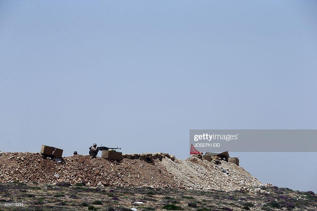LEBANON-SYRIA-CONFLICT-HEZBOLLAH : News Photo
