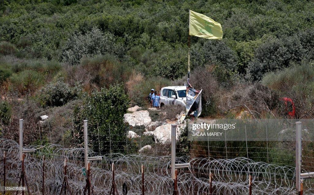 ISRAEL-LEBANON-CONFLICT : Nieuwsfoto's