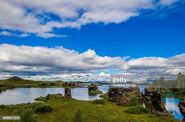Höfði Nature Park - Lake Mývatn