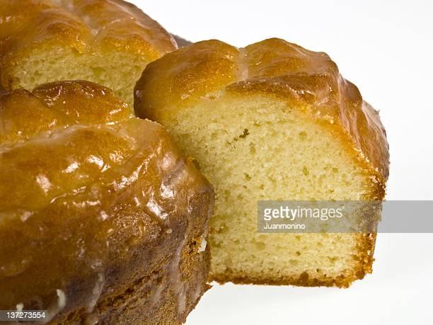 Hi def. 31 mpx Glazed Vanilla Cream Cake