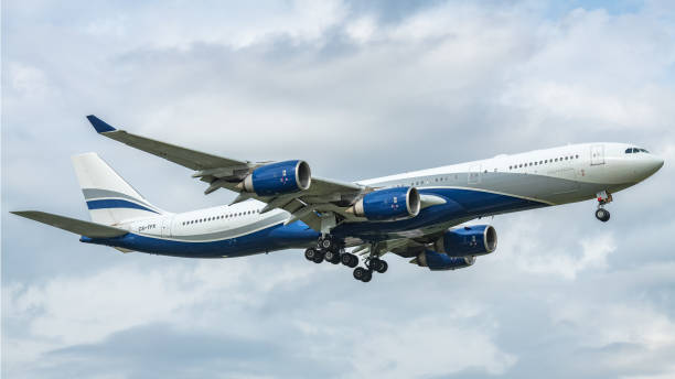 CS-TFX Hi Fly Airbus A340-542