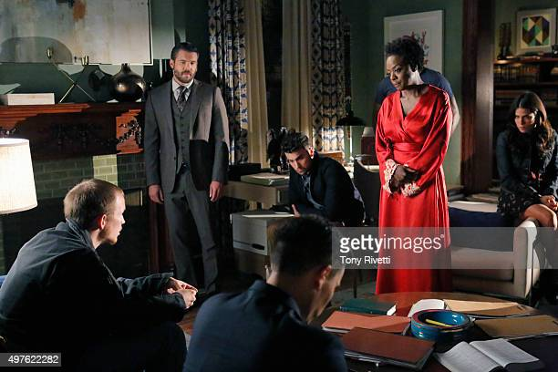 MURDER 'Hi I'm Philip' Philip makes a threatening move and ADA Sinclair may have figured out a way to take down Annalise Meanwhile Catherine and...