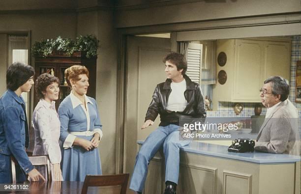DAYS 'Hi Yo Fonzie Away' which aired on February 9 1982 SCOTT