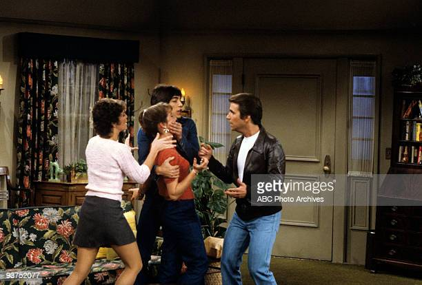 DAYS Hi Yo FonzieAway 2/9/82 Erin Moran Cathy Silvers Scott Baio Henry Winkler