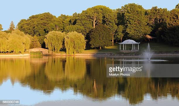 hiawatha lake-onondaga park syracuse - syracuse new york stock pictures, royalty-free photos & images