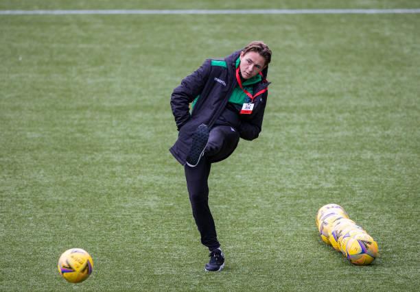 GBR: Kilmarnock v Hibernian - Ladbrokes Scottish Premiership