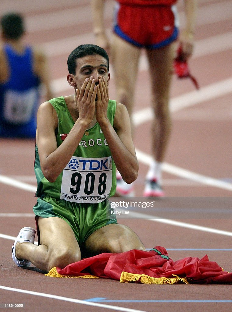 IAAF World Championships in Athletics - August 27, 2003