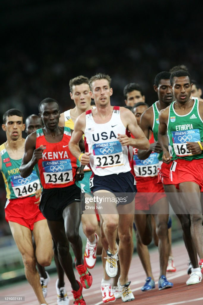 Athens 2004 Olympic Games - Day 15 - Athletics - Mens 5000m Final