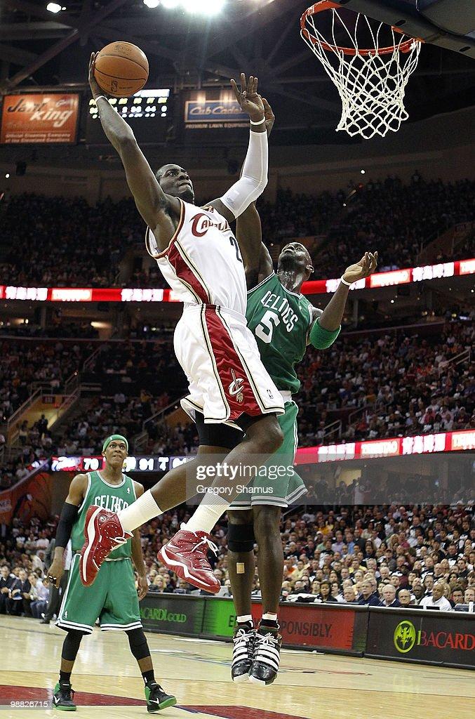 Boston Celtics v Cleveland Cavaliers, Game 2