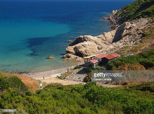 Hidden beach, Skiathos