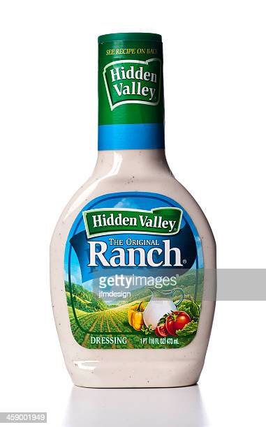 hidden valley ranch dressing the original - salad dressing stock pictures, royalty-free photos & images