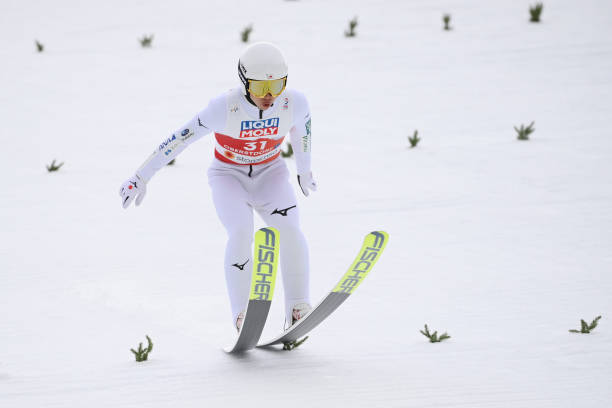 DEU: FIS Nordic World Ski Championships Oberstdorf - Men's Ski Jumping HS137 Q