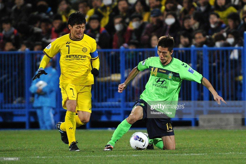 Kashiwa Reysol v Jeonbuk Hyundai Motors - AFC Champions League